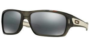 Oakley OO9263 926316 BLACK IRIDIUMMATTE GREY SMOKE