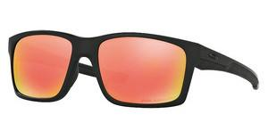 Oakley OO9264 926407 RUBY IRID POLARMATTE BLACK