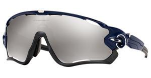 Oakley OO9290 929012 CHROME IRIDIUM POLARIZEDPOLISHED NAVY
