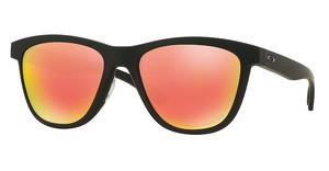 Oakley OO9320 932013 RUBY IRIDIUM POLARIZEDMATTE BLACK