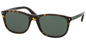 Prada PR 01RS 2AU3O1 GRAY GREENHAVANA