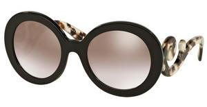 Prada PR 27NS UAO4O0 GRADIENT BROWN MIRROR SILVERBROWN