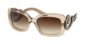 Prada PR 27OS KAL1Z1 brown gradientlight brown
