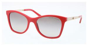 Ralph Lauren RL8113 531011 GRADIENT GREYSHINY RED