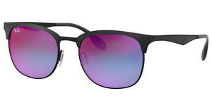 Ray-Ban RB3538 186/B1 GRADIENT BLUEBLACK/MATTE BLACK