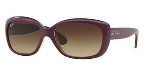 Ray-Ban RB4101 613413 GRADIENT BROWNTOP MAT VIOLET ON TRASP SAND