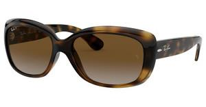 Ray-Ban RB4101 710/T5 GREY GRADIENT BROWN POLARLIGHT HAVANA