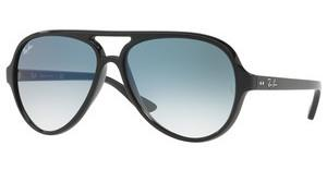 Ray-Ban RB4125 601/3F CLEAR GRADIENT BLUEBLACK