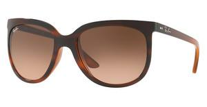 Ray-Ban RB4126 820/A5 PINK GRADIENT BROWNSTRIPPED HAVANA