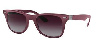 Ray-Ban RB4195 60874Q GREY GRADIENT DARK VIOLETMETALLIC VIOLET