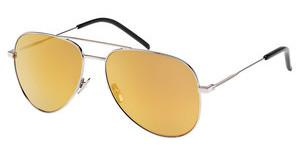 Saint Laurent CLASSIC 11 006 GOLDSILVER