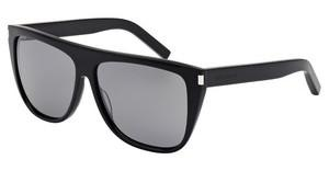 Saint Laurent SL 1 001 GREYBLACK
