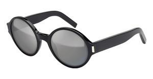 Saint Laurent SL 63 002 SILVERBLACK