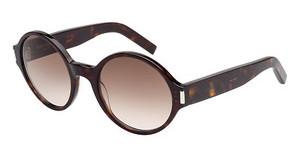 Saint Laurent SL 63 004 BROWNAVANA