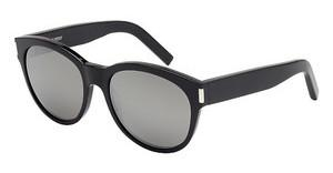 Saint Laurent SL 67 002 SILVERBLACK