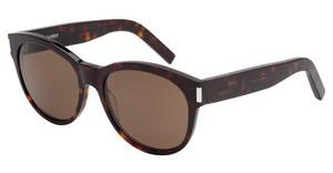 Saint Laurent SL 67 004 BROWNAVANA