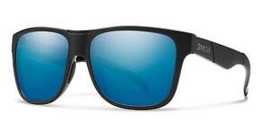 Smith LOWDOWN XL DL5/QG BLU SP PZ CPMTT BLACK (BLU SP PZ CP)