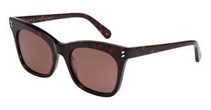 Stella McCartney SC0025S 002 BROWNAVANA