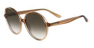 Valentino V729S 241 LIGHT BROWN