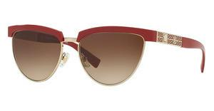 Versace VE2169 138713 BROWN GRADIENTRED/PALE GOLD