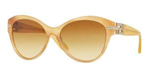 Versace VE4283B 640/2L LIGHT YELLOW GRADIENT OCHRESTRIPED HONEY