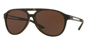 Versace VE4312 517473 BROWNHAVANA RUBBER