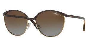 Vogue VO4010S 997/T5 POLAR BROWN GRADIENTBROWN/GOLD