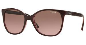Vogue VO5032S 226214 PINK GRADIENT BROWNTOP BORDEAUX/GLITTER PINK