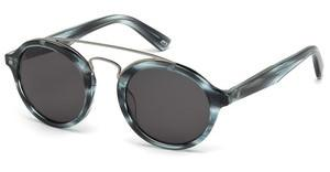 Web Eyewear WE0173 92A graublau