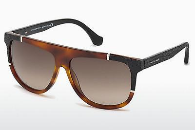 Lunettes de soleil Balenciaga BA0025 53K - Havanna, Yellow, Blond, Brown