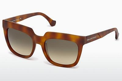 Lunettes de soleil Balenciaga BA0068 53B - Havanna, Yellow, Blond, Brown
