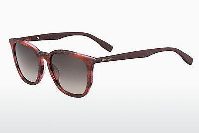 Lunettes de soleil Boss Orange BO 0300/S 2OD/3X - Rouges, Brunes, Havanna