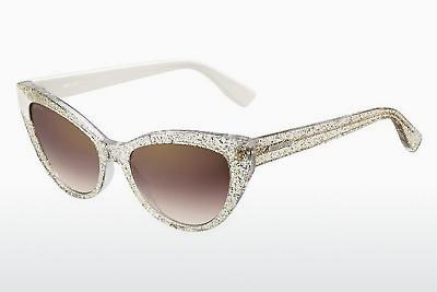 Lunettes de soleil Jimmy Choo COSTY/S Q9Z/NH - Or, Blanches