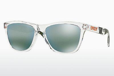 Lunettes de soleil Oakley FROGSKINS (OO9013 24-436) - Blanches, Clear