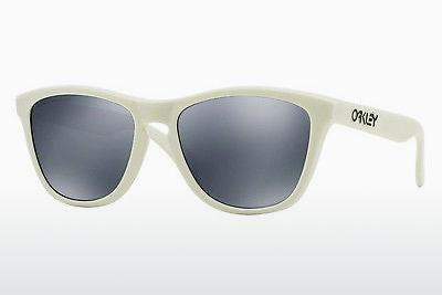 Lunettes de soleil Oakley FROGSKINS (OO9013 901313) - Blanches