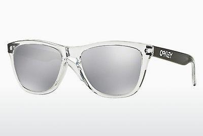 Lunettes de soleil Oakley FROGSKINS (OO9013 901372) - Blanches, Clear