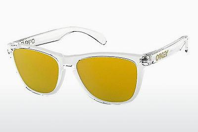 Lunettes de soleil Oakley FROGSKINS (OO9013 9013A4) - Blanches, Clear