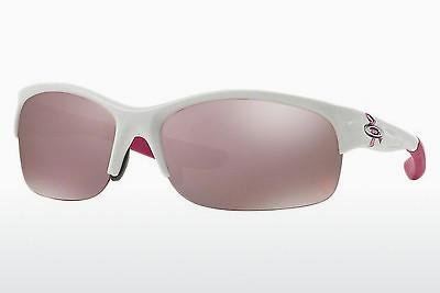 Lunettes de soleil Oakley COMMIT SQUARED (OO9086 24-176) - Blanches