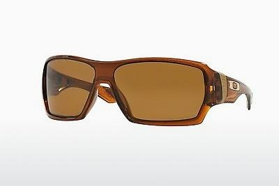 Lunettes de soleil Oakley OFFSHOOT (OO9190 919004) - Orange, Transparentes