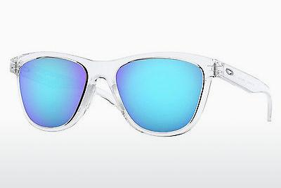 Lunettes de soleil Oakley MOONLIGHTER (OO9320 932003) - Blanches, Frost
