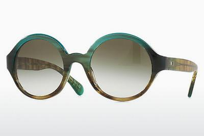 Lunettes de soleil Paul Smith MARSETT (S) (PM8213S 13938E) - Vertes, Brunes, Havanna