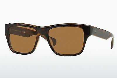 Lunettes de soleil Paul Smith CARSTON (PM8236SU 143083) - Vertes, Brunes, Havanna