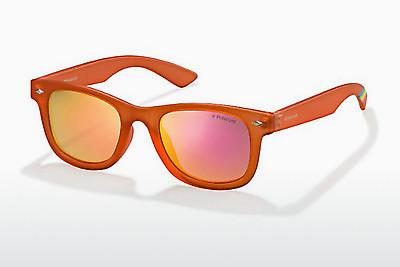 Lunettes de soleil Polaroid Kids PLD 8009/N IMT/OZ - Orange