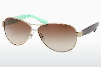Lunettes de soleil Ralph RA4096 101/13 - Or, Blanches