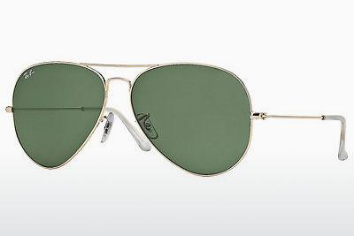 Lunettes de soleil Ray-Ban AVIATOR LARGE METAL (RB3025 001) - Or