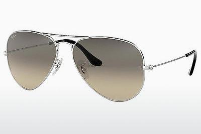 Lunettes de soleil Ray-Ban AVIATOR LARGE METAL (RB3025 003/32) - Argent