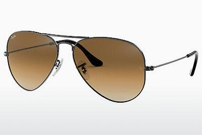 Lunettes de soleil Ray-Ban AVIATOR LARGE METAL (RB3025 004/51) - Grises