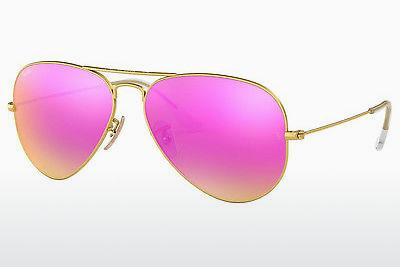 Lunettes de soleil Ray-Ban AVIATOR LARGE METAL (RB3025 112/4T) - Or