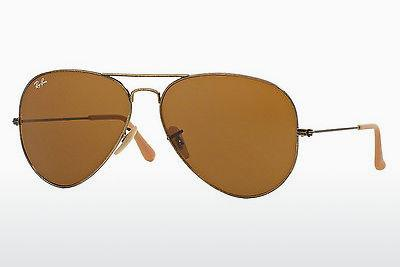 Lunettes de soleil Ray-Ban AVIATOR LARGE METAL (RB3025 177/33) - Or