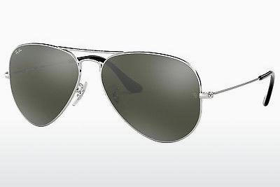 Lunettes de soleil Ray-Ban AVIATOR LARGE METAL (RB3025 W3277) - Argent